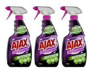 Ajax Professional Kitchen 3 x 500ml | Fairdinks