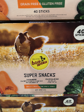 Bow Wow Super Snacks Sticks 40 count