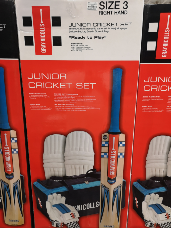 Gray Nicholls Junior Cricket Set size 3 or 5