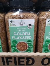 Nature's Lane Organic Flax Seed 1.5kg