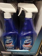 Domestos Multipurpose Bleach Spray 3 x 750ml   Fairdinks