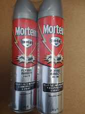Mortein Powergard Flying Insect Killer 2 x 300G