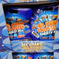 All Stars 150 Pieces Variety Mix 2.2KG   Fairdinks