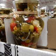 Alli & Rose Cocktail Pickle 1.7KG Net Weight | Fairdinks