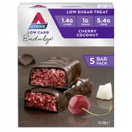 Atkins Endulge Cherry Coconut / Milk Choc 20 Bars 740G | Fairdinks