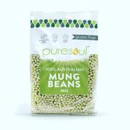 Pure Soul Mung Beans 3KG | Fairdinks
