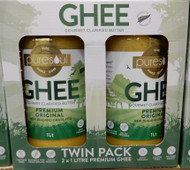 Pure Soul Ghee Twin Pack 2 x 1L | Fairdinks