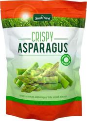Snakyard Crispy Asparagus 150G   Fairdinks