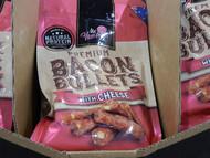 Mr Hamfrey Bacon Bullets With Cheese 250G   Fairdinks