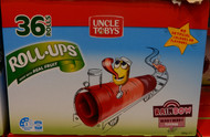 Uncle Tobys Roll Up's Berry Variety 6 x 94G | Fairdinks