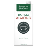Australia's Own Barista Almond Milk 8 x 1L | Fairdinks