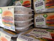 Beyond Meat Plant Based Burger Patties 8 x 113G | Fairdinks