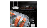 KB Salmon Portions Skin on 1.36KG | Fairdinks