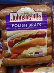 Johnsonville Polish Brats 793G