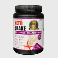 Coco Earth Keto Shake Vanilla 800G | Fairdinks