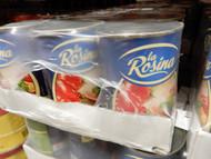 La Rosina Peeled Tomatoes 12 x 400G | Fairdinks