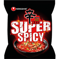 Nongshim Shin Red Spicy Noodle 20 x 120G | Fairdinks