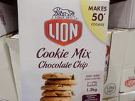 Lion Chocolate Chip Cookie Mix 1.2KG | Fairdinks