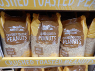 Market Lane Crushed Toasted Peanuts 1KG | Fairdinks