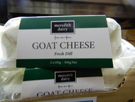 Meredith Dairy Fresh Goat Cheese - Dill 2 x 150G Australia | Fairdinks