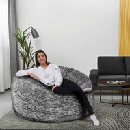 Lounge & Co Ombre Wave Lounger | Fairdinks