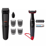 Philips MG3710/85 Multigroom Series 3000 With Bonus Bodygroom | Fairdinks
