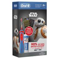 Oral-B Kids Star Wars Power Brush Set | Fairdinks