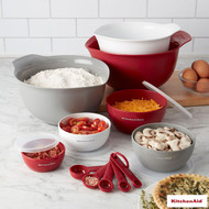 Kitchenaid Bowls & Measuring Cups 12 PC | Fairdinks