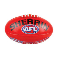 Sherrin AFL Premiership Game Ball Replica Size 5 | Fairdinks