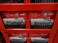 Puma Beanie 2PK One Size Fits All | Fairdinks