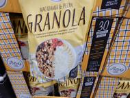 Peter's Fine Foods Macadamia & Pecan Granola 1.2KG (30x 40G) | Fairdinks