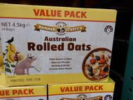 Hammer & Tuffy's Australian Rolled Oats 4.5KG | Fairdinks