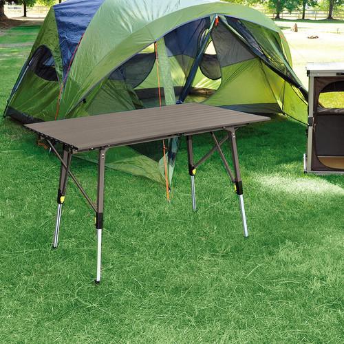 Timber Ridge Aluminum Camp Table | Fairdinks