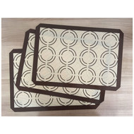 Miu Silicone Baking Sheet 3 Pack | Fairdinks