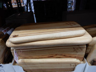 Fab Slabs Natural Wood Boards 2 Pack | Fairdinks