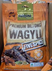 Mariani Biltong Wagyu Five Spice 200G   Fairdinks
