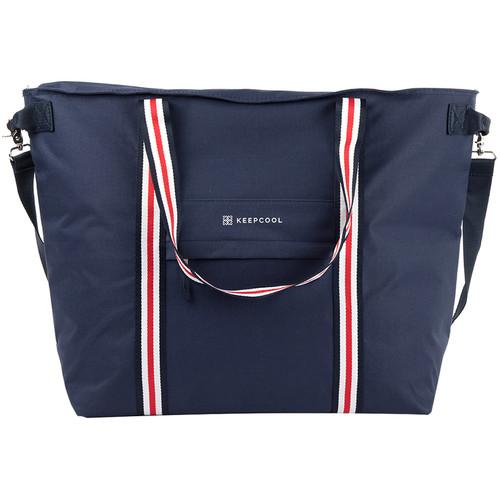 Keep Cool Stripe Cooler Bag | Fairdinks