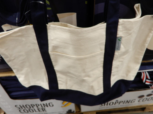 Keep Cool Reusable Canvas Tote Bag 2PK | Fairdinks