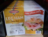 Dorsogna Leg Ham 4 x 125G | Fairdinks