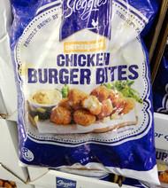 Steggles Chicken Cheese Burger Bite | Fairdinks