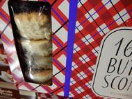 Peter's Fine Foods Butter Scones 1.12KG 16PK | Fairdinks