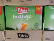 Weis Mango Ice Cream Bars 16 x 44ML | Fairdinks
