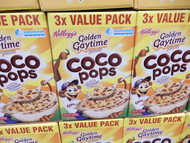 Kellog's Coco Pops Golden Gaytime 3x330G | Fairdinks
