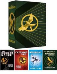 The Hunger Games 4 Book Box Set | Fairdinks