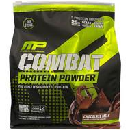 MusclePharm Combat Chocolate Protein Powder 2.72kg | Fairdinks