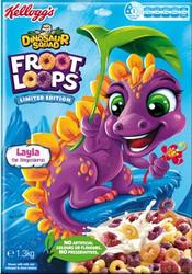 Kellogg's Dinosaur Squad Froot Loops 1.3KG | Fairdinks