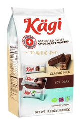 Kagi Assorted Swiss Chocolate Wafers 500G   Fairdinks