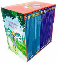 Usborne My Reading Library Classics - 30 Books Box Set Collection | Fairdinks