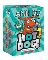 Hotdog! Hot Collection 1–7 Boxed Set | Fairdinks