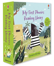 My First Phonics Reading Library | Fairdinks